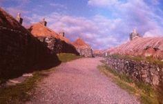 Übernachten im Black House auf der Isle of Lewis - Schottland (sleep in an old black house, Isle of Lewis /Scotland/ UK) - Miss Porridge