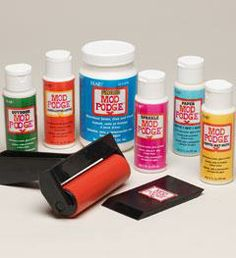 Mod Podge Value Kit and Tools - the perfect kit to learn how to decoupage! Click to shop now.