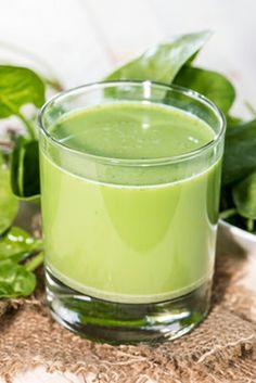 Suco verde da Bianca Rinaldi: http://abr.ai/1aNHIdJ