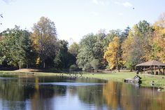 Depew Park, Peekskill, NY - My mother's hometown. I have a picture of her in this park!