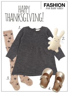 Fashion for Baby Girl: Thanksgiving - Pret a Pregnant