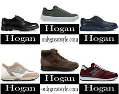 Sneakers Hogan fall winter 2017 2018 men shoes