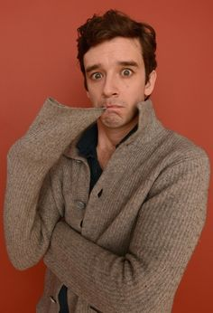 Michael Urie and other fantastic portraits from Sundance
