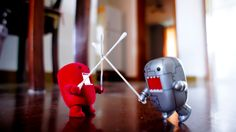 ~ domo kun fight ~