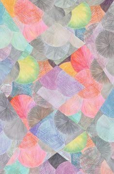 Ana Montiel Crayons de couleurs