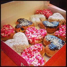 A dozen ways to spread the love. #DDLove