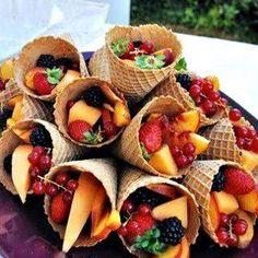 fruit salad idea~