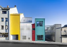 Contemporary Buildings Caught In Contextual Limbo - Architizer