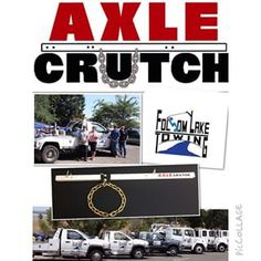 The AxleCrutch-HD was just added to the Folsom Lake Towing fleet!  In honor of all our veterans, past and present, we salute our troops extending a special 10% discount through November 30, 2014.  Use Coupon Code: USA2014 at checkout at www.AxleCrutch.com - Makes a great holiday gift for the tow'er or rv'er in your life!  Check out the AxleCrutch install video on YouTube at: http://youtu.be/i_jYFbV6pWE  #FolsomLakeTowing #AxleCrutchHD #AxleCrutch #FolsomTowing #towing #towingtrouble…