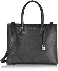 06fdfe457f1a Buy Michael Kors Michael Kors Mercer Large Convertible Bonded-leather Tote  now at italist and save up to EXPRESS international shipping!