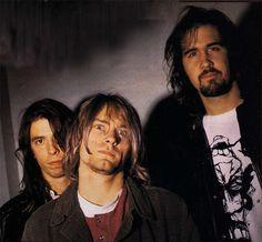 Nirvana, Hollywood, CA, US, 27/10/1991