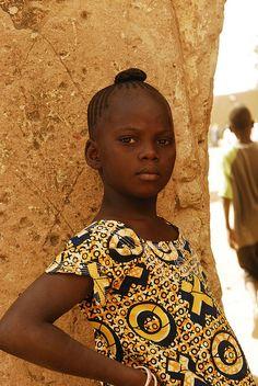 Au bord du Niger, Mali