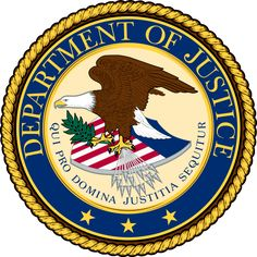 File:Seal of the United States Department of Justice.svg ~Vi Carlos Alberto Pons