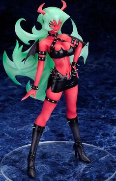 Panty and Stocking with Garterbelt - Scanty figure