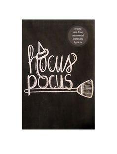 Hocus Pocus Halloween Handdrawn Chalkboard Art by FunkyOldPatina Fall Chalkboard Art, Halloween Chalkboard Art, Chalkboard Writing, Kitchen Chalkboard, Chalkboard Drawings, Chalkboard Lettering, Chalkboard Designs, Chalkboard Ideas, Chalkboard Quotes