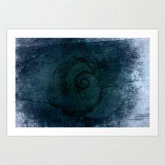 Afterlife Art Print by Oscar Tello Muñoz - $19.00