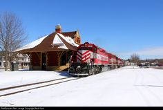 RailPictures.Net Photo: WSOR 4009 Wisconsin & Southern EMD SD40-2 at Whitewater, Wisconsin by Nick Hart