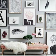 Variations Creative Frame Wall Decoration for Your Home. Amazing and Creative Frame Wall Decoration for Your Home. Bored with a plain wall look? Do not rush to replace the paint or coat it with wallpaper.