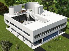 Villa Savoye | Le Corbusier