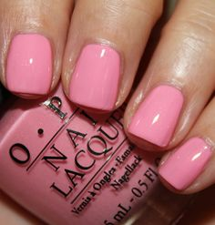 OPI Couture de Minnie is a new collection featuring four limited edition shades and a new Liquid Sand polish. Obviously Couture de Minnie is inspired by Colorful Nail Designs, Cute Nail Designs, Perfect Nails, Gorgeous Nails, Cute Nails, Pretty Nails, Opi Nail Colors, Opi Nails, Manicures