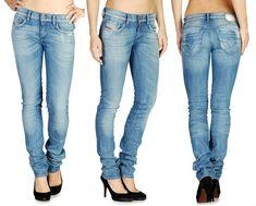 Pantalones Jeans para Mujeres - Para Más Información Ingresa en: http://vestidosdenoviacortos.com/pantalones-jeans-para-mujeres/