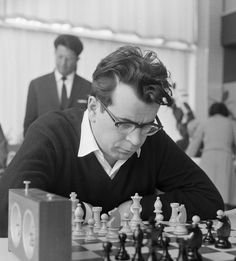 Viewable chess game Pal Benko vs Tigran Vartanovich Petrosian, with discussion forum and chess analysis features. History Of Chess, Chess Tactics, Post Mortem, Fourth World, Chess Players, Two Men, Legends, Amiens, Chess Sets