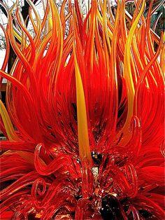 fire sculpture - Google Search