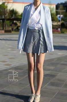 #생활한복 #modernHanbok