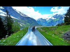Switzerland Mountain Coaster - YouTube