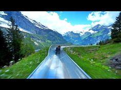 Switzerland Mountain Coaster - YouTube