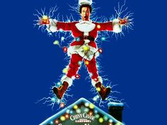 Christmas Vacation - One of the many Christmas movie that I enjoy every year.