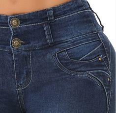 Clothing Hacks, Clothing Co, Jean Overalls, Denim Jeans, Jean Moda, Skirt Pants, Girls Jeans, Denim Fashion, Jeans Style