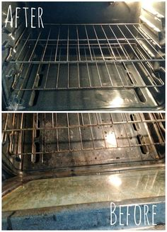 Have you looked closely at your oven lately? Is it need of a good scrubbing? Do you hate using store bought oven cleaner, or smelling that burning smell when you use the self clean option? Heres an easy tutorial on how to clean your oven using 3 simple household ingredients.