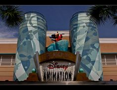Disney's Hollywood Studios | Animation Courtyard