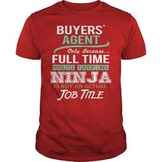 AWESOME TEE FOR BUYERS' AGENT T-SHIRTS, HOODIES, SWEATSHIRT (22.99$ ==► Shopping Now)