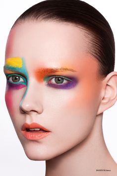 Colors Of Beauty - Photographed by Thomas Knieps http://institutemag.com/2012/07/06/colors-of-beauty/