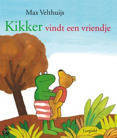 Kikker vindt een vriendje Dutch Language, Internet Marketing, Winnie The Pooh, Back To School, Teaching, Disney Characters, Kids, Groot, Products