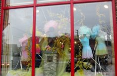 Spring Windows! (Credit: Footlights Dance & Theatre Boutique)