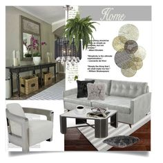 """""""Home"""" by clotheshawg ❤ liked on Polyvore featuring interior, interiors, interior design, home, home decor, interior decorating, Z-Lite, Universal Lighting and Decor, M&Co and Nearly Natural"""