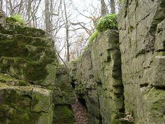 OnMilwaukee.com Travel & Visitors Guide: The Niagara Escarpment: Wisconsins eighth natural wonder