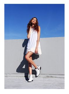 roof top fashion editorial - Google Search