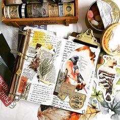 #journals #midiri #planner #washitape #traverlersnotebook #mtn #planneraddict #washiaddict #手帐 #手帳 #和紙膠帶 #journal #midoritravelersnotebook #washitapes