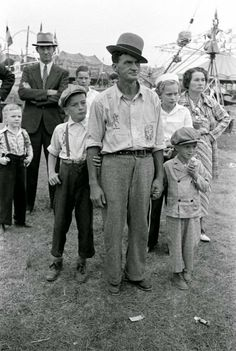 Scenes from a West Virginia county fair, 1938 | Dangerous Minds