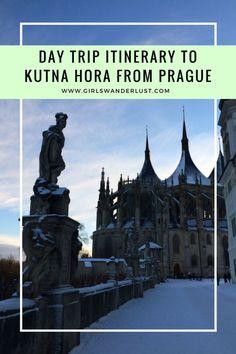 Day trip itinerary from Prague to Kutna Hora. #girlswanderlust #wanderlust #travel #traveling #travelling #travel #travelblog #travelinspiration #inspiration #reizen #kutnahora #czechrepublic.png