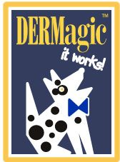 Welcome to DERMagic Skin Care for Animals, Inc. - A Breakthrough in the Treatment of Animal Dermatitis.