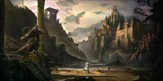 Ancient City by GutsBerserk