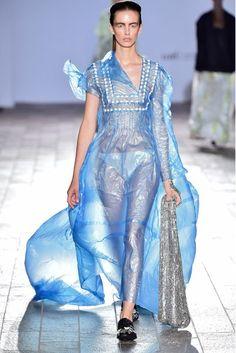 Central Saint Martins Spring/Summer 2017 Ready-To-Wear Collection | British Vogue
