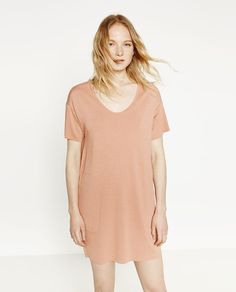 Image 2 of DRESS WITH POCKETS from Zara