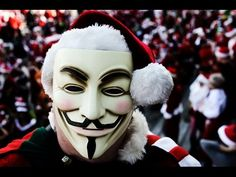 Anonymous - Christmas Warning YOU are being Distracted! (at the end of the video Trump describes how the NWO works)
