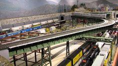 Eric's Trains - Episode 47 (steel bridge ribbon cutting ceremony!)